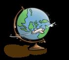Normal globe
