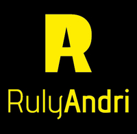 Thumb ruly logo vektor  text