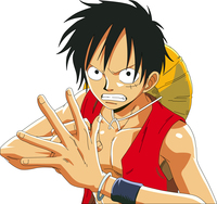 Thumb monkey d luffy