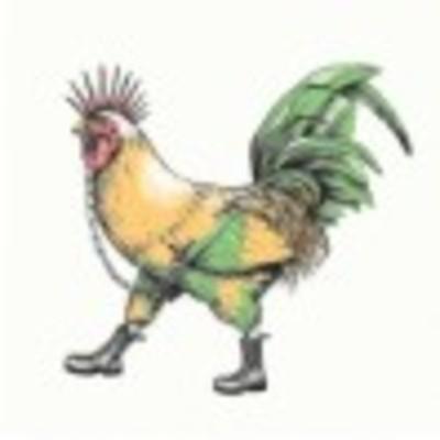 Normal punkcock