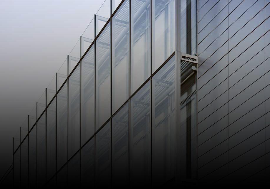 Glass curtain wall market copy