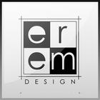 Normal logo erem 3d