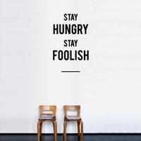 Thumb hu2 stay hungry stay foolish sticker