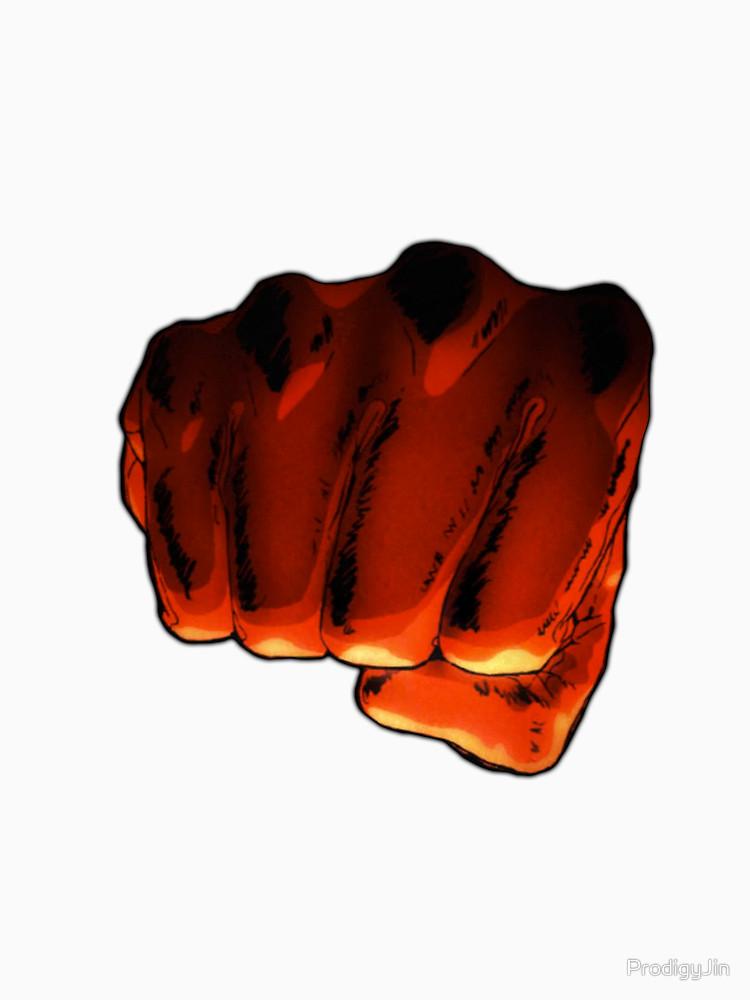 Fist font