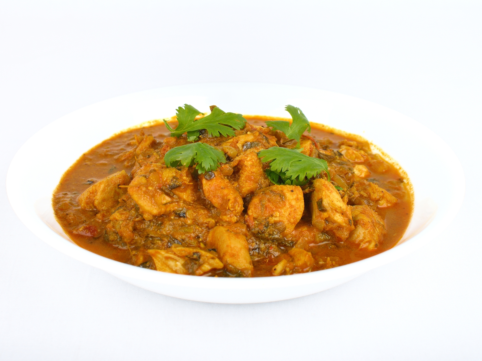 Black pepper chicken curry 1633