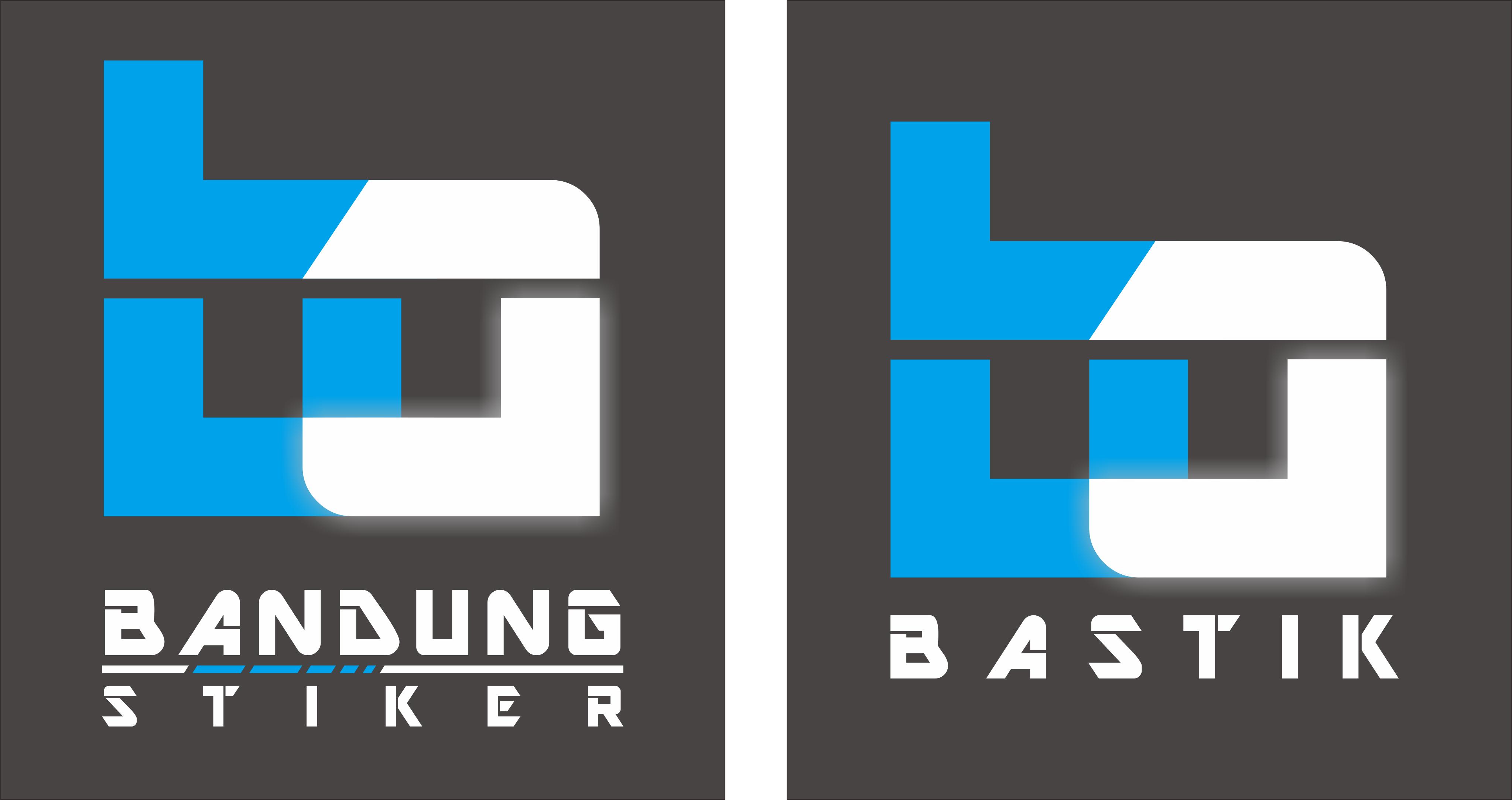 Logo bandung stiker