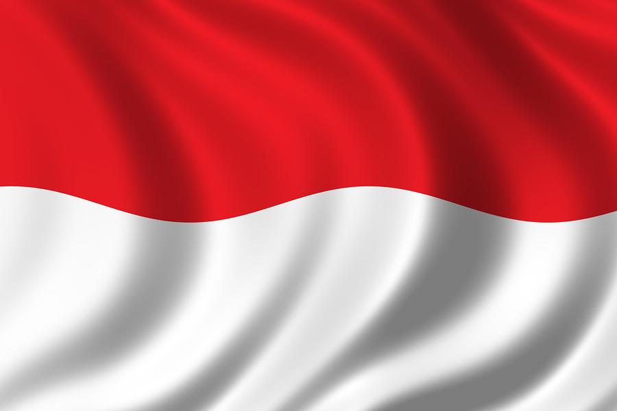 Gambar bendera indonesia