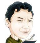 Normal me caricature 2