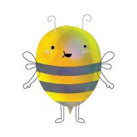 Lebah m 01
