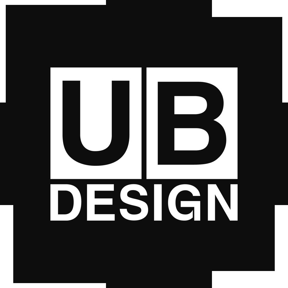 Logo ub design bulat