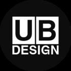 Normal logo ub design bulat