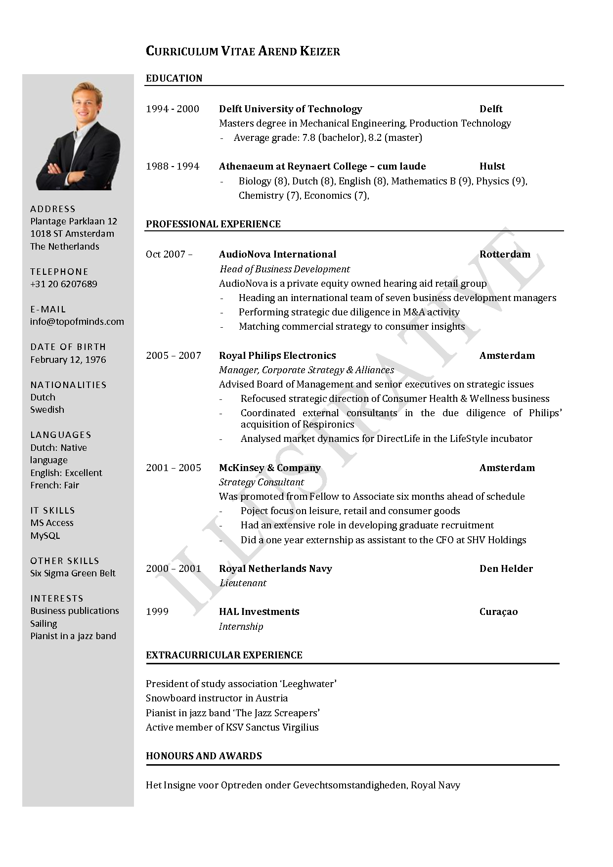 a formal interview of devin blank a computing professional Sample letters formats for business and employment correspondence, how to format a professional letter, and tips for writing easy-to-read documents.