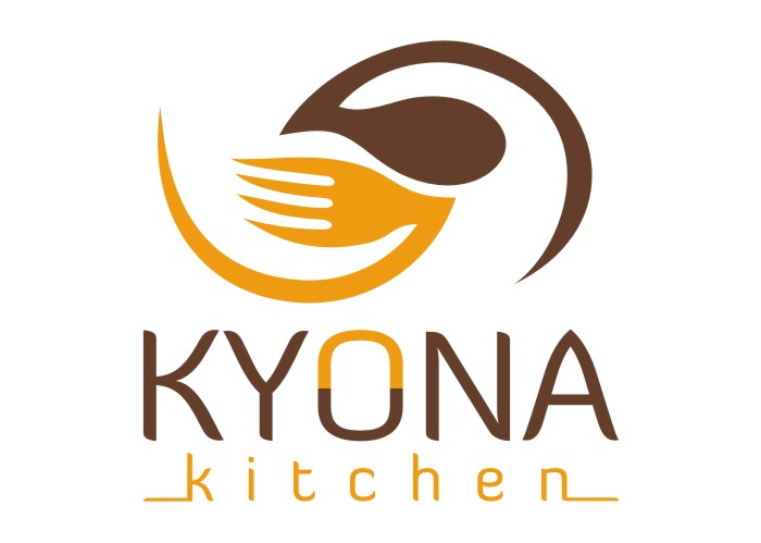 Gallery design logo kyona kitchen for Kitchen decoration logo