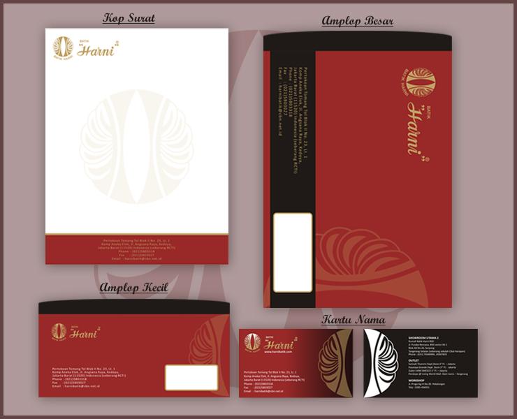 Sribu: Desain Kartu Nama & Kop Surat - Pembuatan desain stat