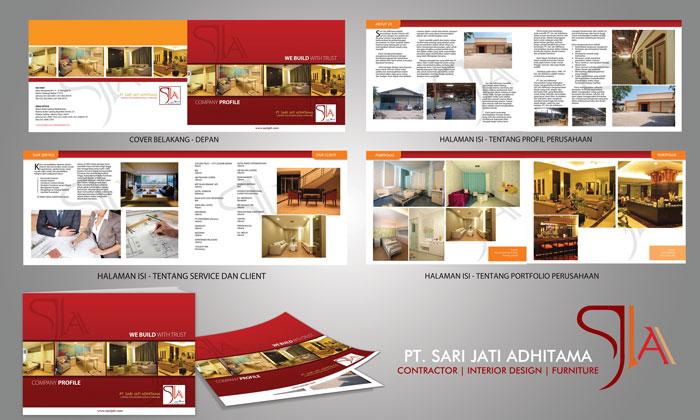 Gallery Company Profile untuk Sarijati