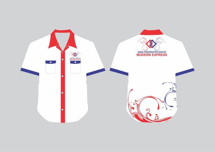 Sribu Accounting And Financial Office Uniform Clothing Desi