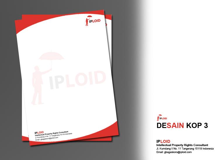 Sribu: Desain Kartu Nama & Kop Surat - Desain Kop Surat untu