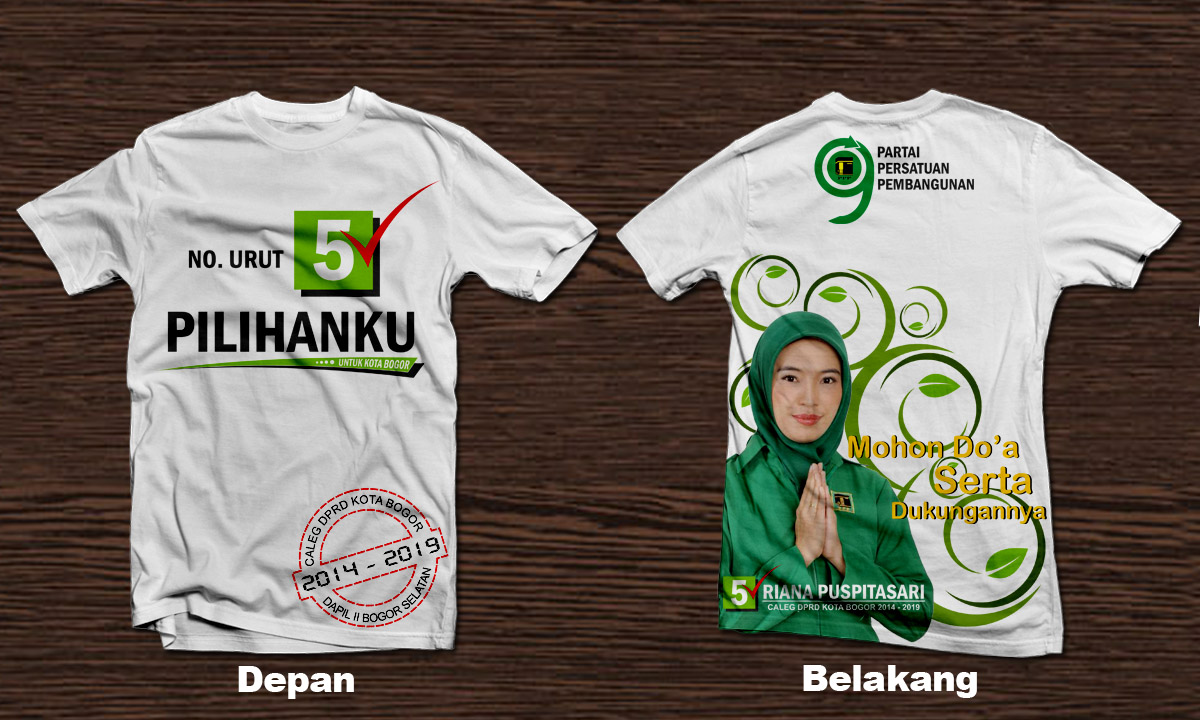 102 Ide Desain Sablon Kaos Unik HD Download Gratis