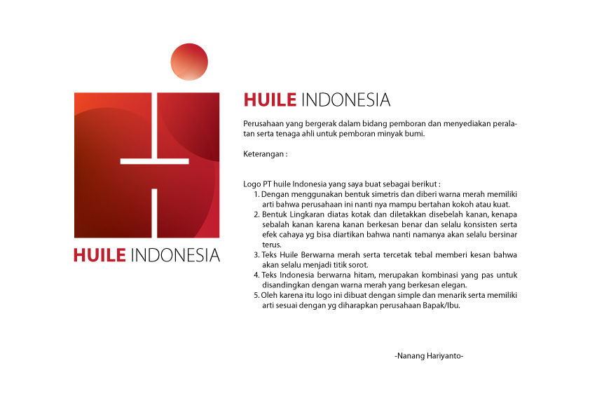 Gallery logo and stationery design for pt huile indonesia 1fbdac8ffa ccuart Image collections