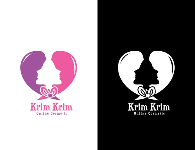 Kosmetiksalon logo  Gallery | Logo untuk toko kosmetik online
