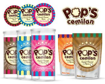 Gallery | Desain Label Kemasan Produk Snack