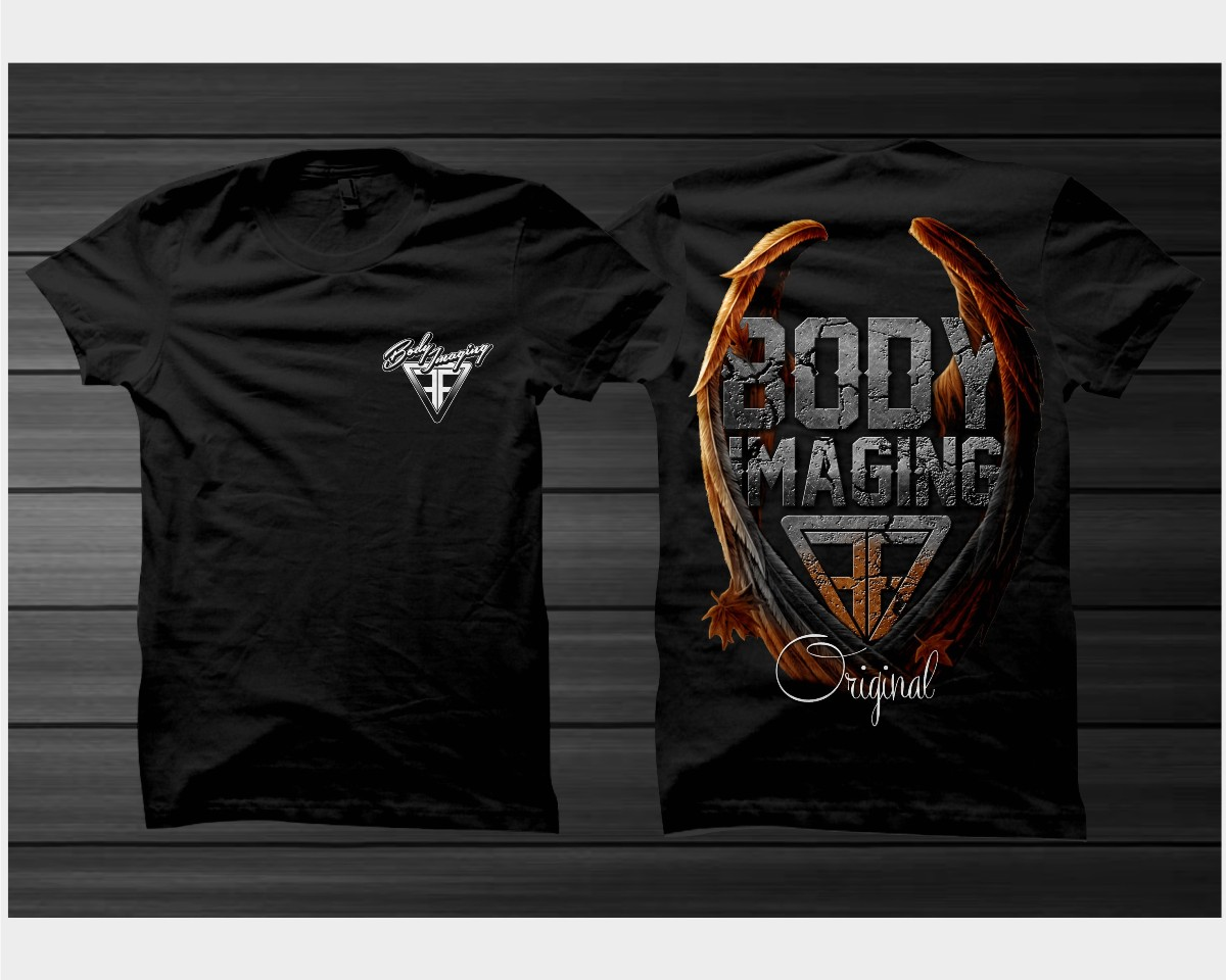 3D Custom T-shirt Design Services