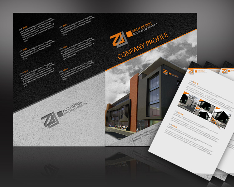 Professional Stationery Design Service