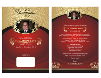Sribu invitation design desain undangan ulang tahun h b normal bc9713aded stopboris Choice Image