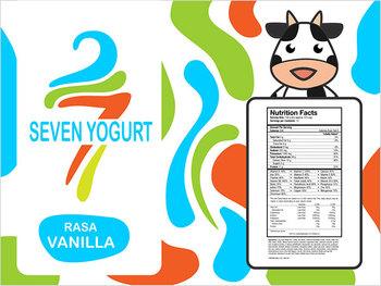 Gallery Desain Label Untuk Produk Minuman Yogurt