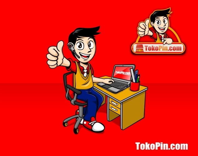 mascon character design tokopin