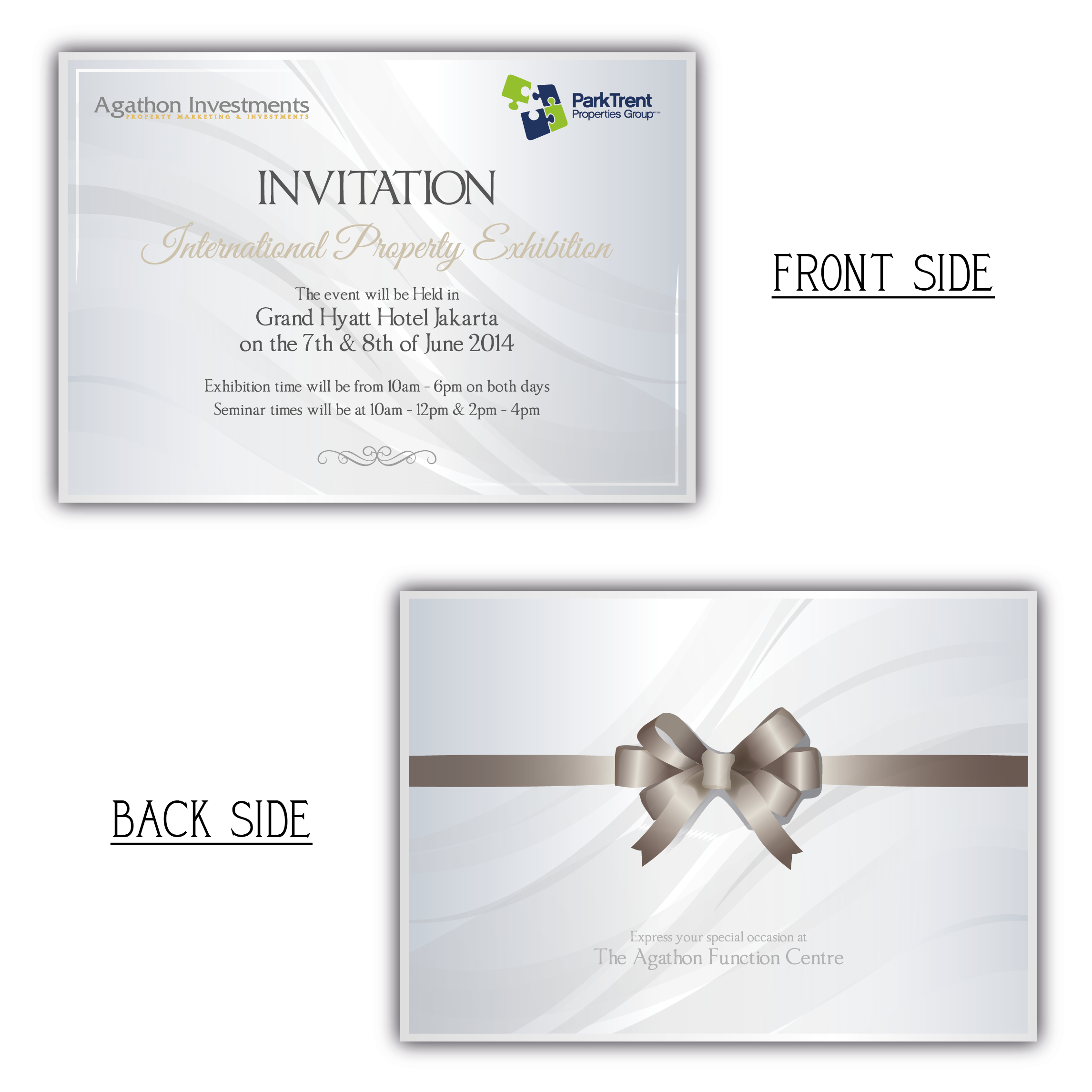 Sribu Invitation Design Invitation Design For Internation