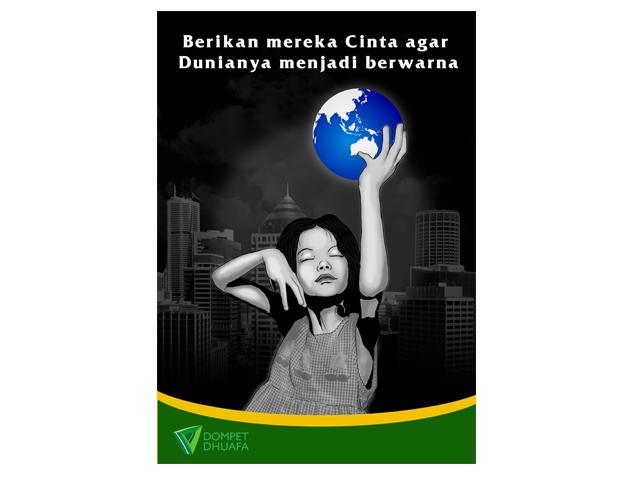 Sribu Poster Design Desain Poster Untuk Kampanye Sedekah