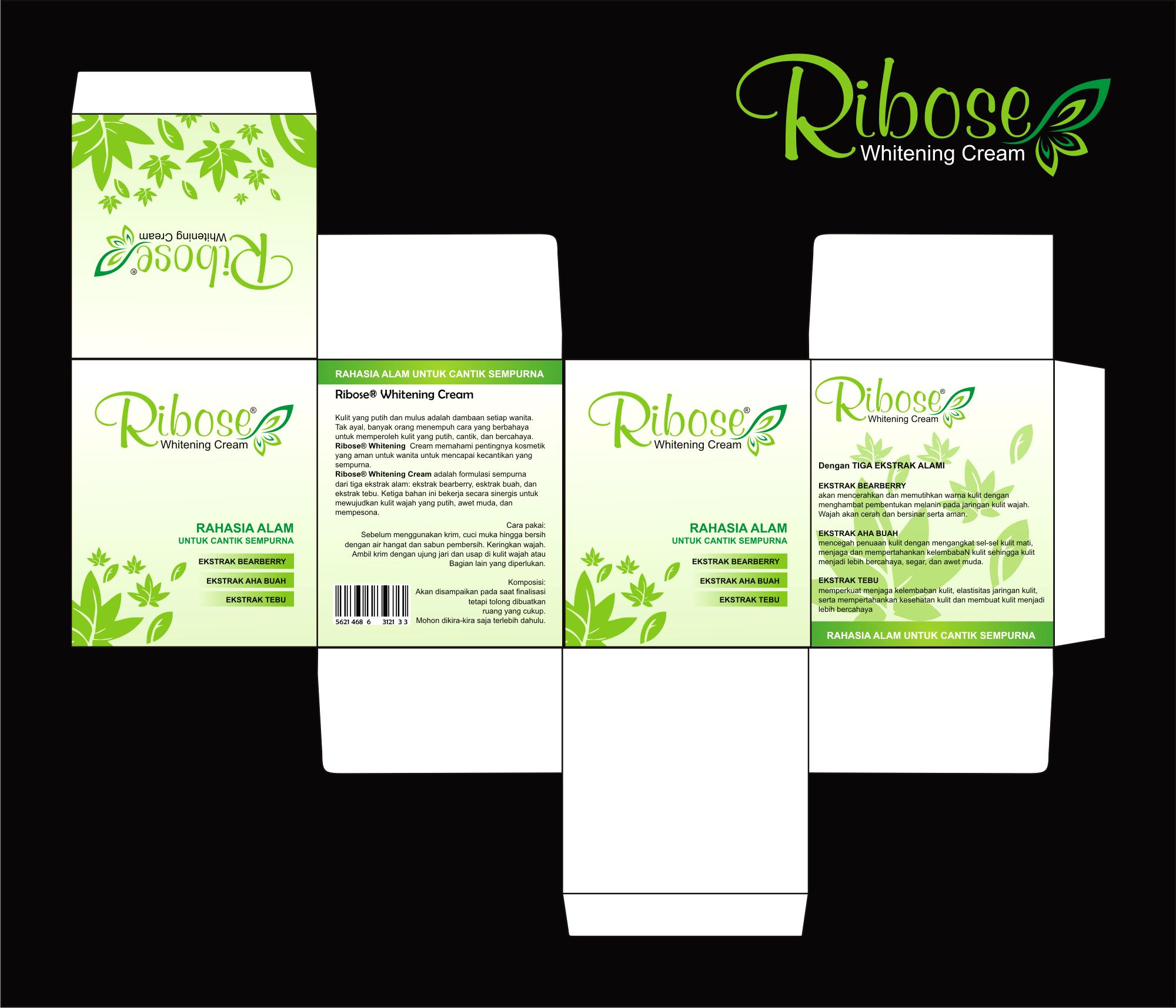 Design Kemasan Untuk Suplemen Kecantikan: Desain Kemasan Untuk Produk Kosmetik Herbal