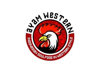 Sribu Desain Logo Ayam Western Normal 47234b9eb8 Gambar Keren