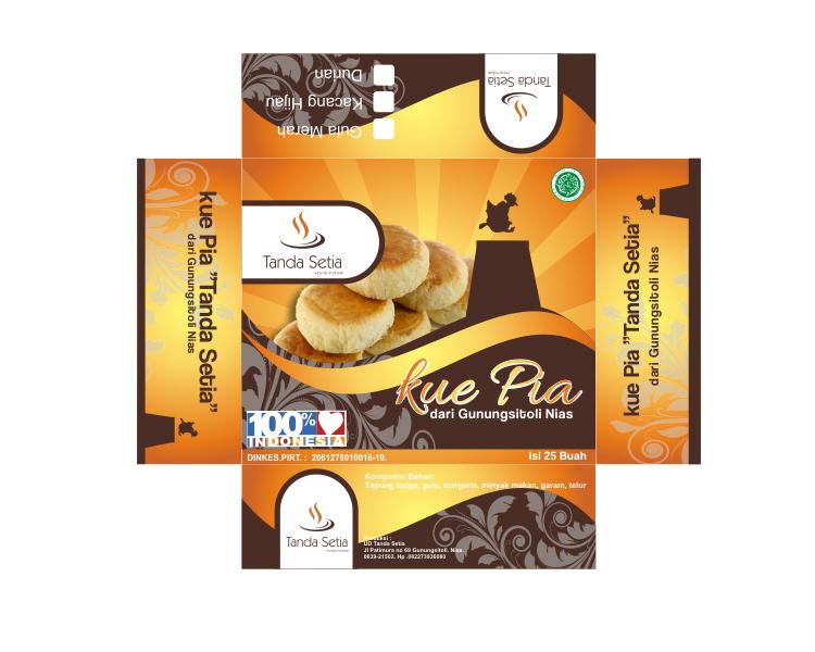 Sribu Desain Kemasan Desain Kemasan Untuk Kue Pia