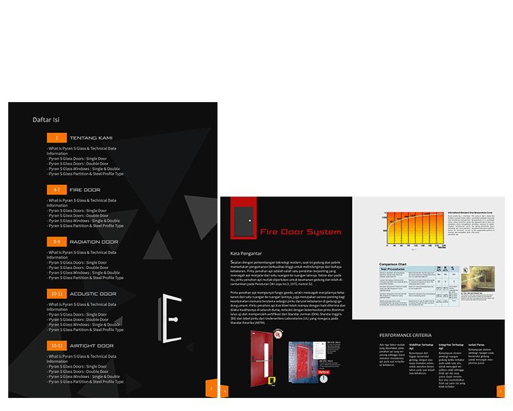 Sribu Company Profile Design Desain Catalog Untuk Industr