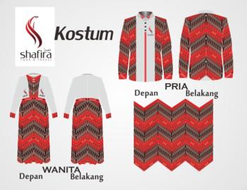 Sribu Desain Lainnya Desain Seragam Batik Untuk Travel Um