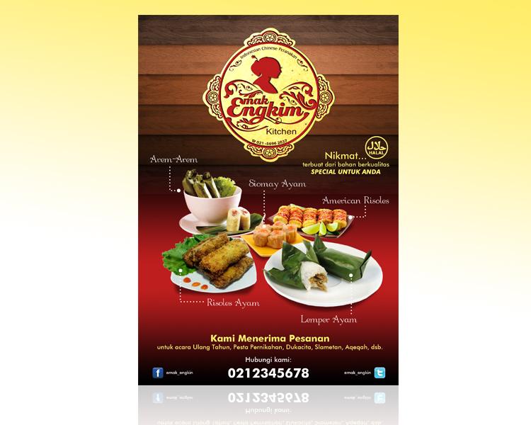 Sribu Flyer Brochure Design Desain Brosur Untuk Usaha Ca