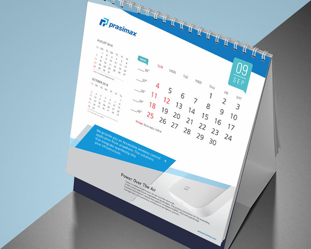 Sribu professional and affordable calendar design company for Kalender design