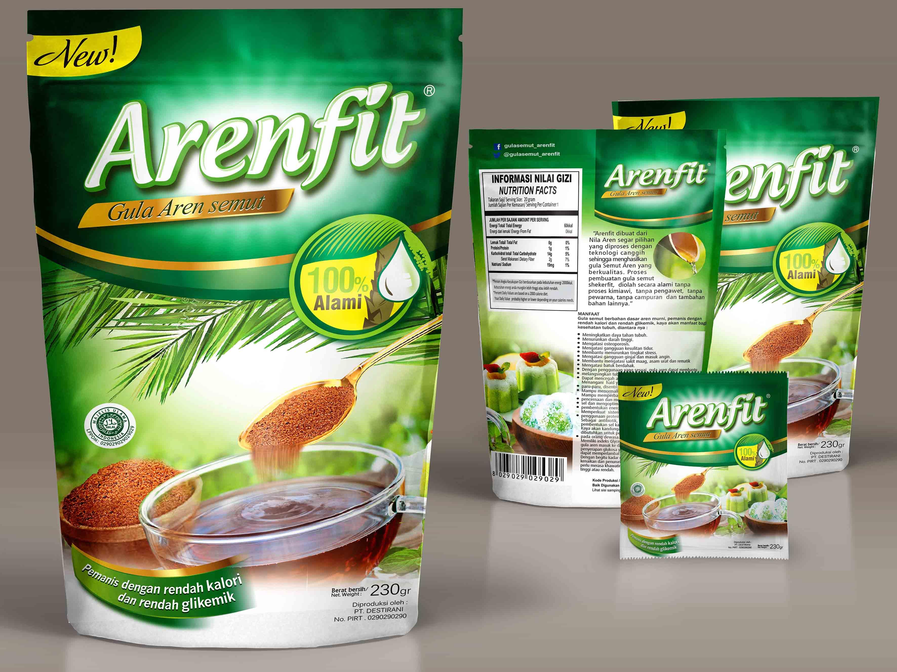 Sribu Packaging Design Desain Kemasan Untuk Gula Sehat A