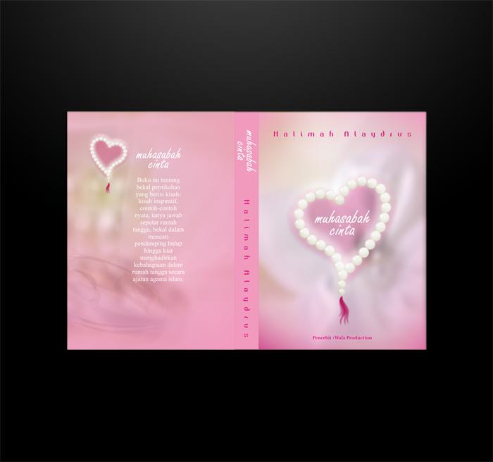 Gallery Desain Cover Buku Muhasabah Cinta