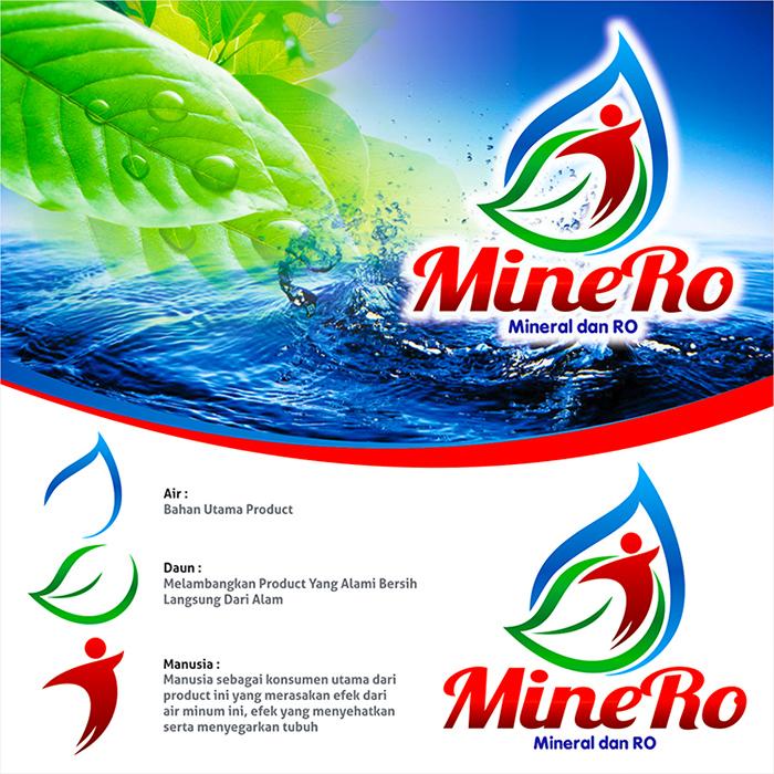 Sribu Desain Logo Logo Desain Untuk Air Isi Ulang Galon