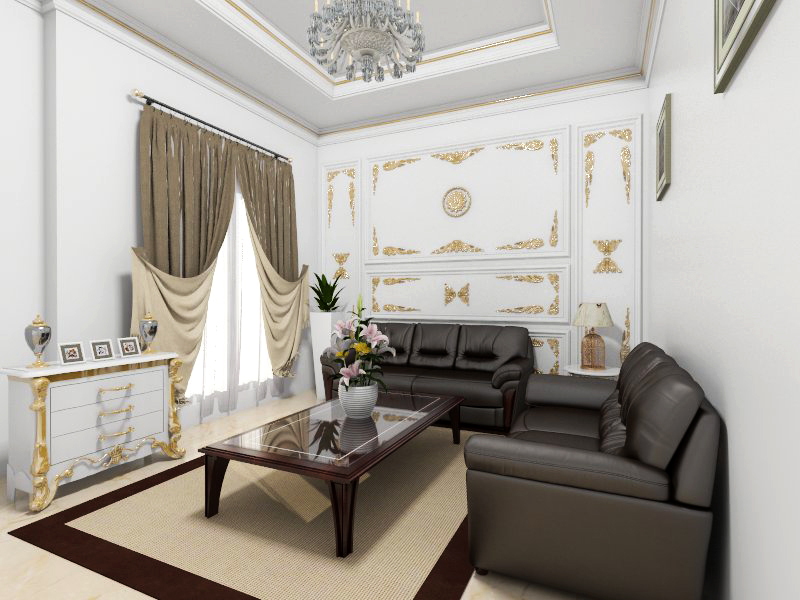 Sribu booth design interior design for american classic s for American classic interior design
