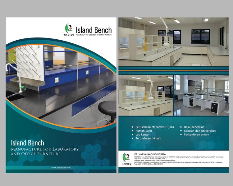 Sribu Flyer Brochure Design Desain Brosur Untuk Nadiso I