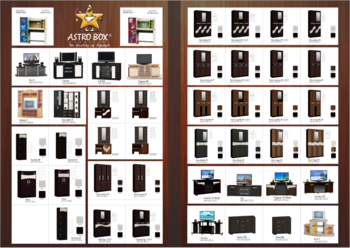 Sribu Flyer Brochure Design Desain Brosur Untuk Astrobox