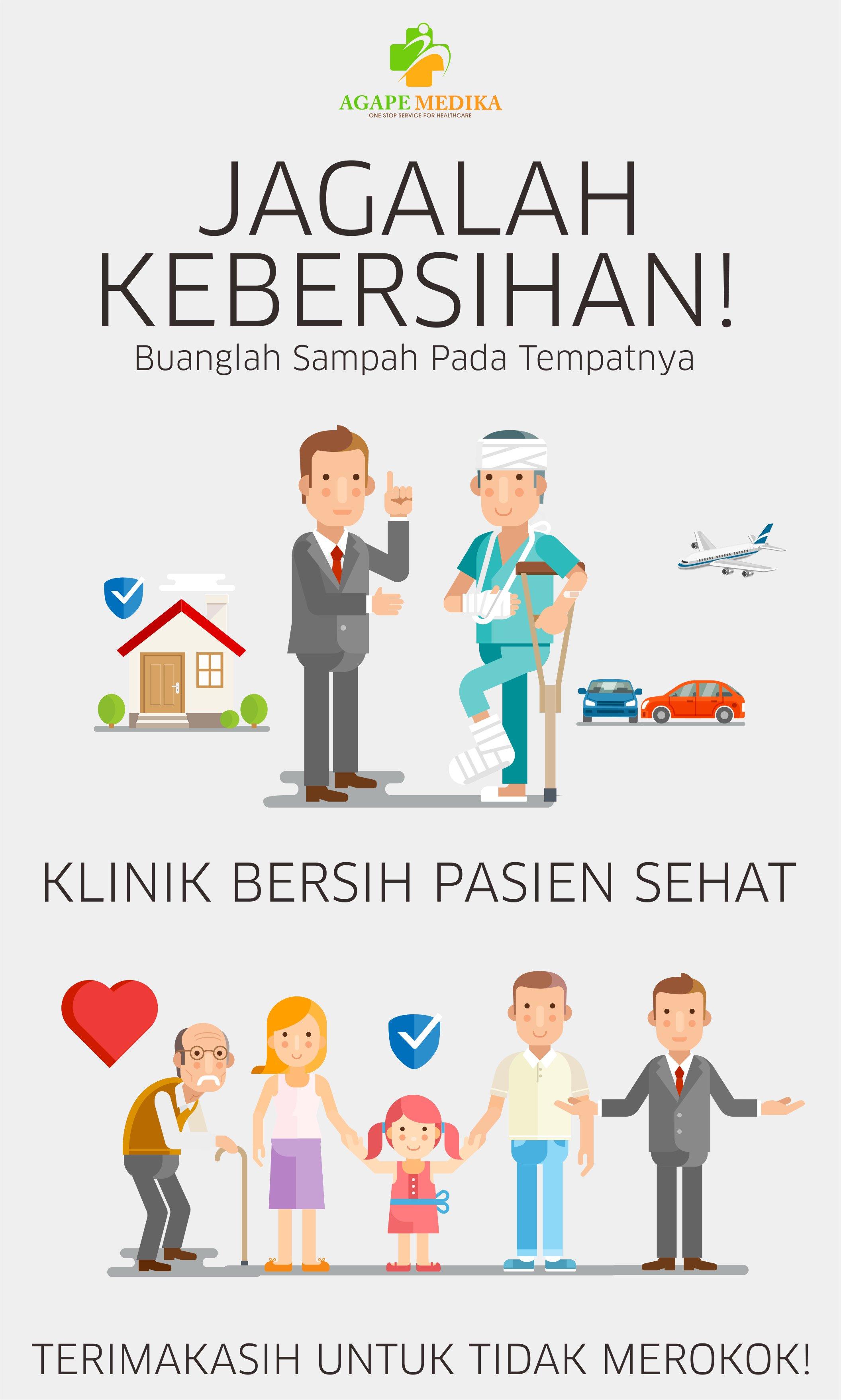 Sribu Desain Poster Desain Poster Jagalah Kebersihan Un