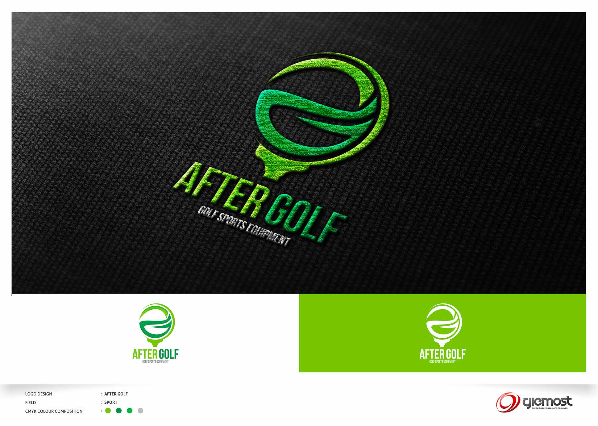Golf logos designs