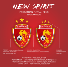 Sribu Logo Design Logo Design Untuk Club Futsal Blackban