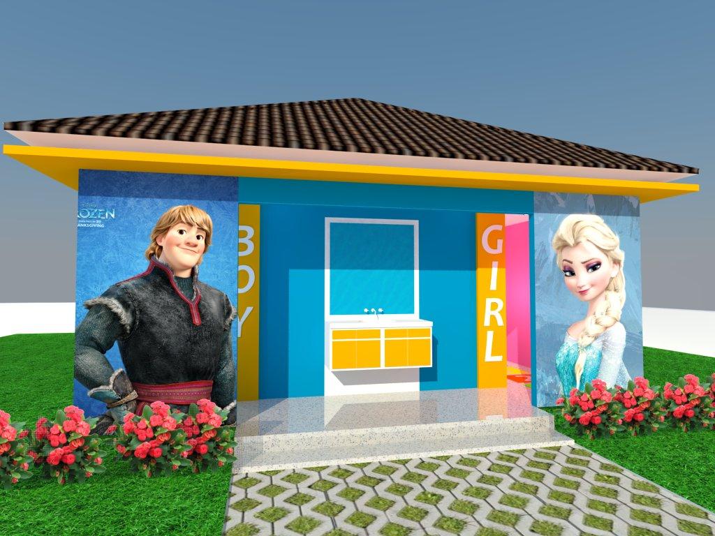 Galeri Desain Toilet Sekolah Taman Kanak Kanak