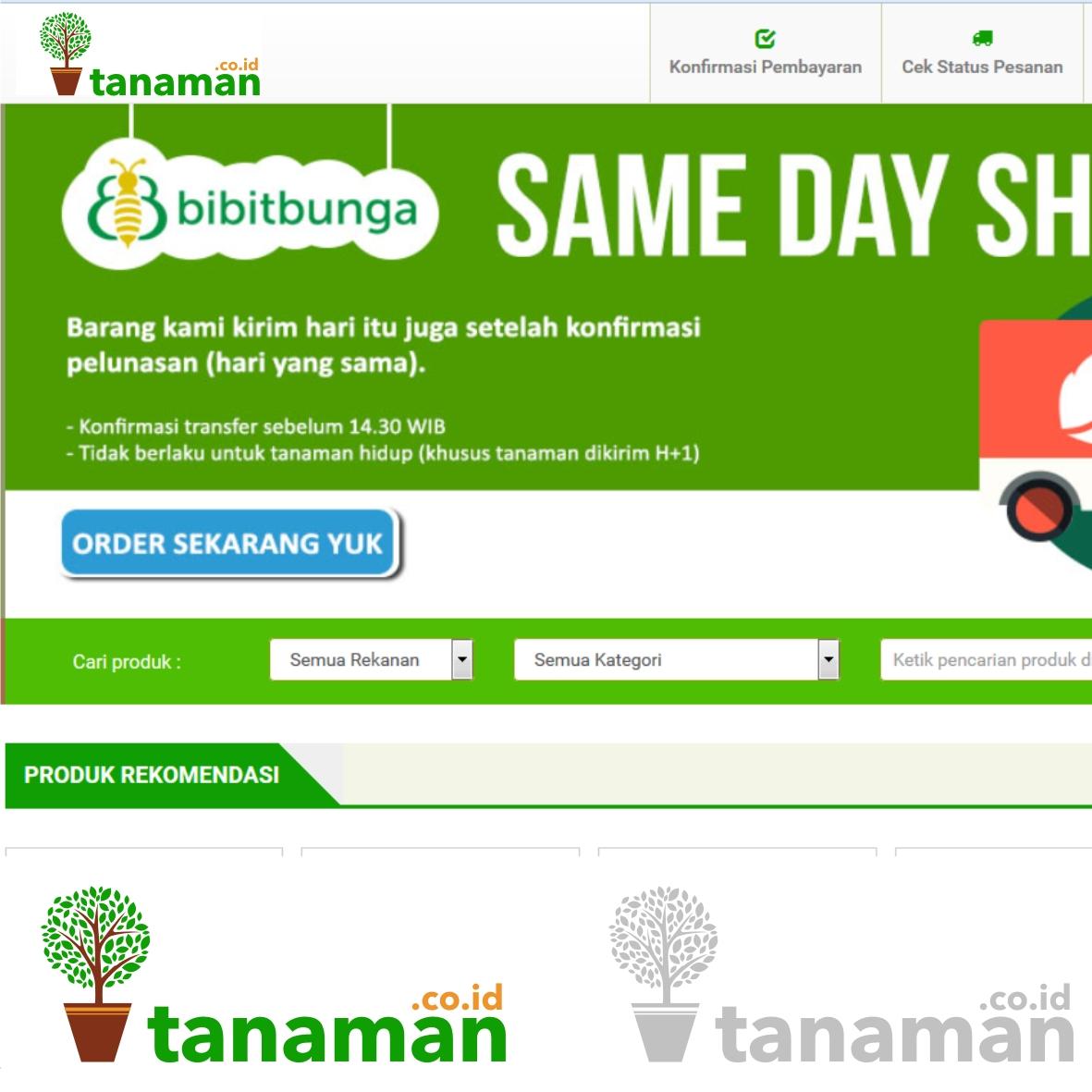 Sribu Logo Design Desain Untuk Marketplace Tanamanc 1 Cek Status Order 023db9e8d9